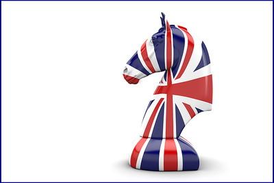 UK Flag Knight