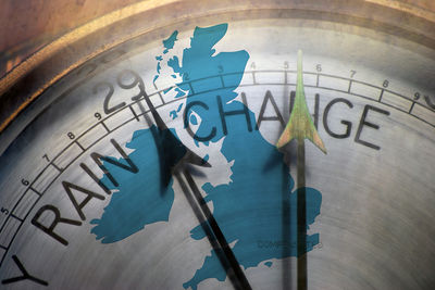 UK Map Barometer