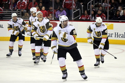 Vegas Golden Knights Ice Hockey Players