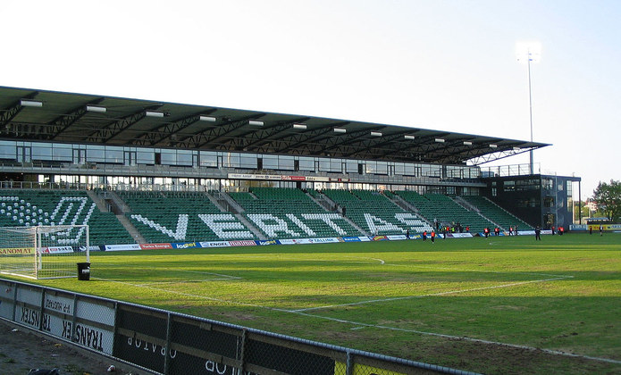 Veritas Stadion Football Stadium in Finland