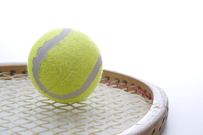Vintage Tennis Raquet