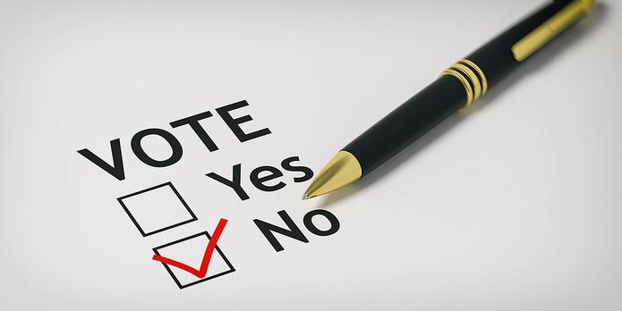 Vote No on Paper
