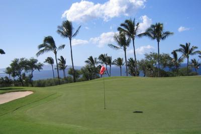 Hawaiian Golf Course