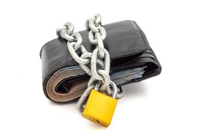 Wallet Padlock