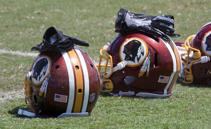 Washington Redskins Helmets