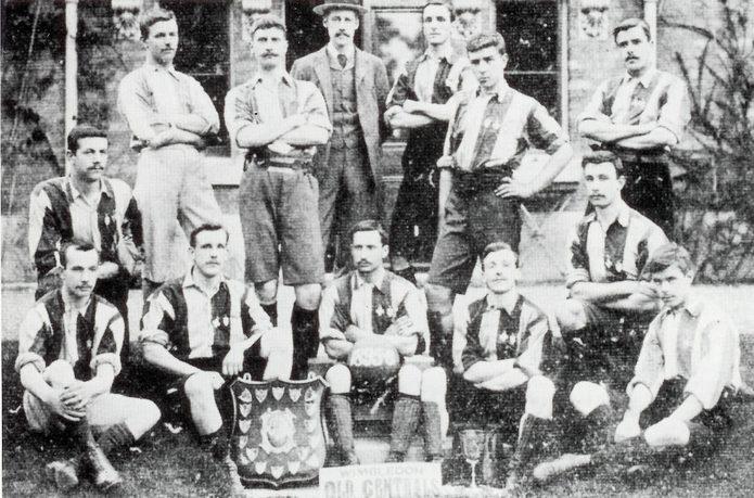 Wimbledon FC in 1896