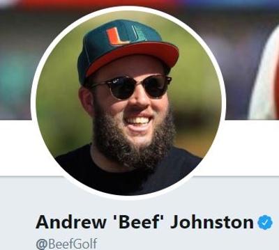 Andrew Beef Johnston