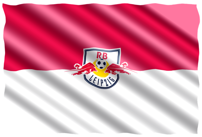 RB Leipzig Flag