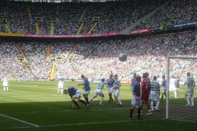 Rangers v Celtic Match