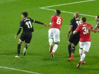 Sevilla vs Man Utd